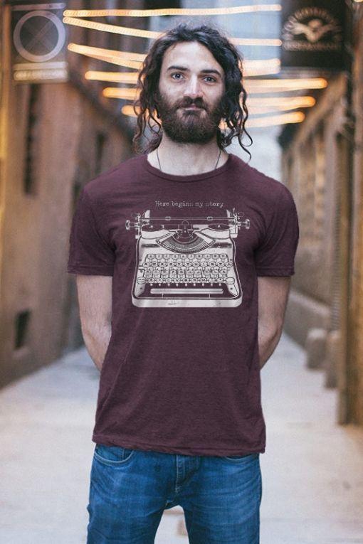 Máquina - camiseta unisex 1