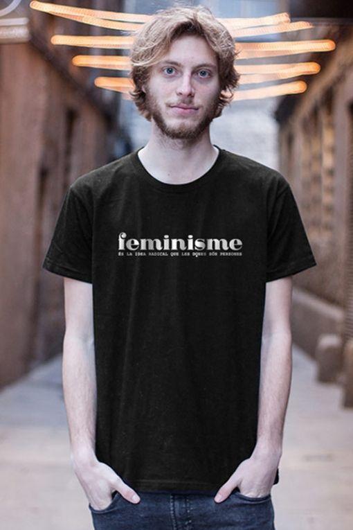 Feminista - camiseta unisex 1