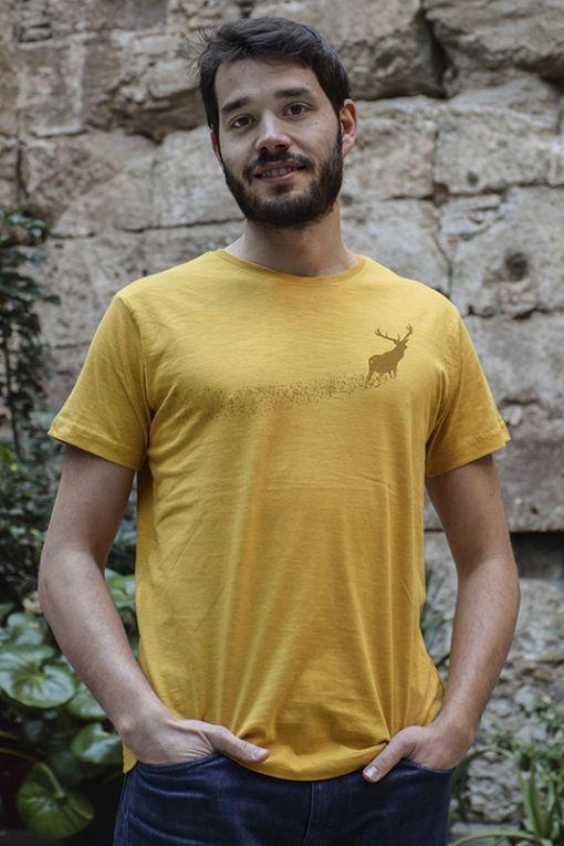 Ciervo - camiseta unisex 1